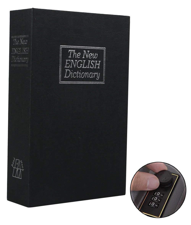 Ohuhu Dictionary Diversion Book Safe