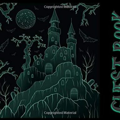 Spooky Guest Book
