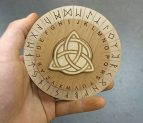 Mini Runes Cipher for Escape Rooms