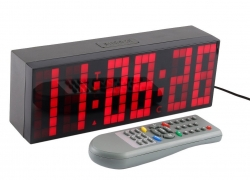 ZJchao Big Time Clocks LED Digital Alarm