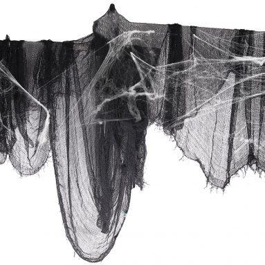 Moon Boat Black Creepy Cloth